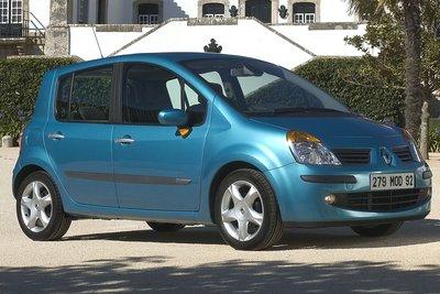 2005 Renault Modus