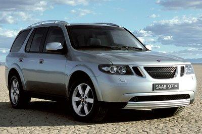 2005 Saab 9-7X