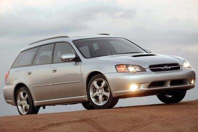 2005 Subaru Legacy Wagon