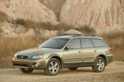2005 Subaru Outback Wagon
