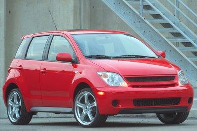 2005 Scion xA Series 1