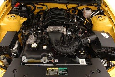 2005 Saleen S281 Engine