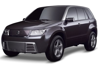 2005 Suzuki Concept-X2