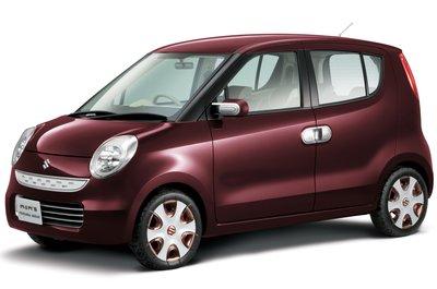 2005 Suzuki Mom's personal wagon