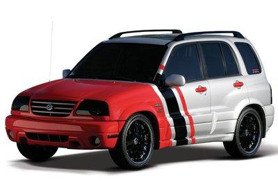 2005 Suzuki S� TV Grand Vitara