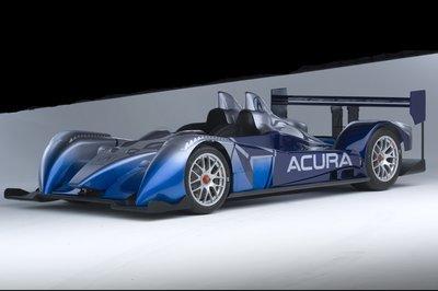 2006 Acura ALMS Prototype