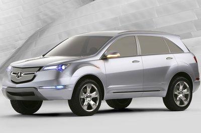 2006 Acura MDX concept
