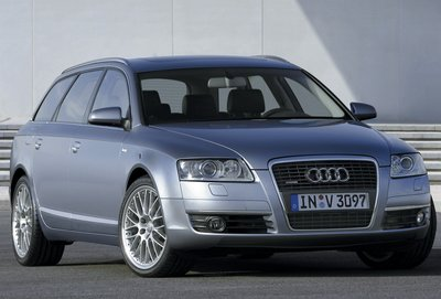2006 audi a6 avant information. Black Bedroom Furniture Sets. Home Design Ideas