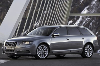 2007 audi a6 avant information. Black Bedroom Furniture Sets. Home Design Ideas