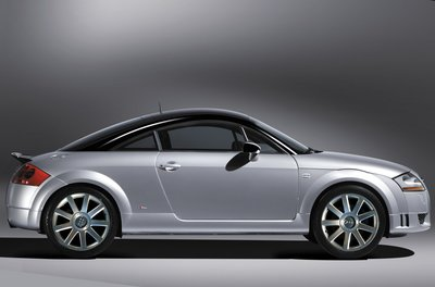 2006 Audi TT Coupe Special Edition