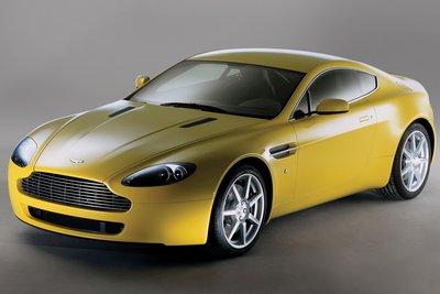 2006 Aston Martin AMV8