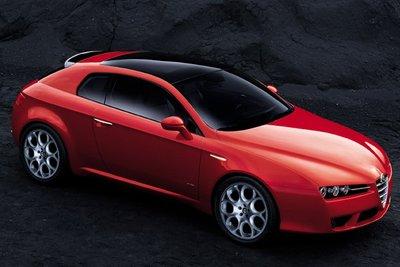 2006 Alfa Romeo Brera