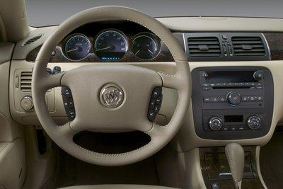 2006 Buick Lucerne Instrumentation