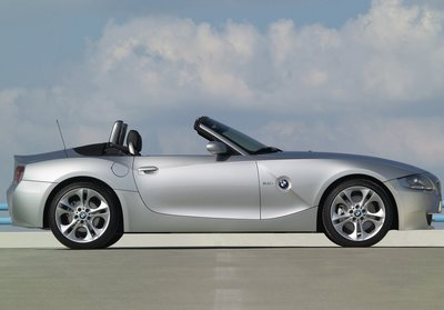 2006 BMW Z4 Roadster pictures