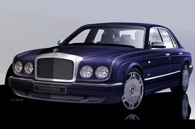 2006 Bentley Arnage Diamond Edition