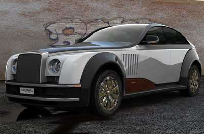 2006 Castagna Imperial Landaulet Concept