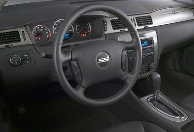 2006 Chevrolet Impala Instrumentation