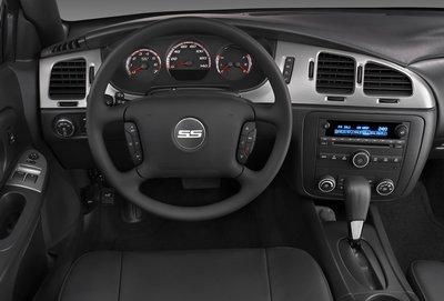 2006 Chevrolet Monte Carlo Instrumentation