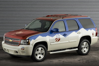 2006 Chevrolet U.S. Ski Team Tahoe