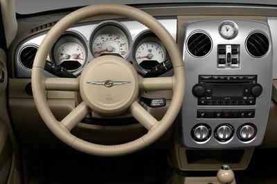 2006 Chrysler PT Cruiser Instrumentation