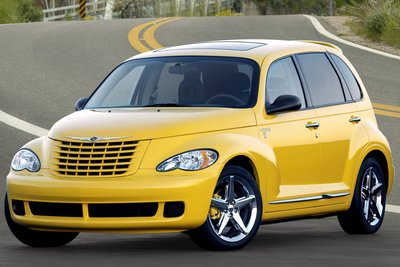 2006 Chrysler PT Cruiser Route 66 Special Edition