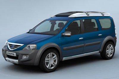 2006 Dacia Logan Concept Steppe
