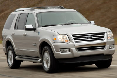 2006 Ford Explorer Fuel Cell