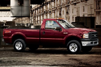 2006 Ford F-Series Super Duty Regular Cab