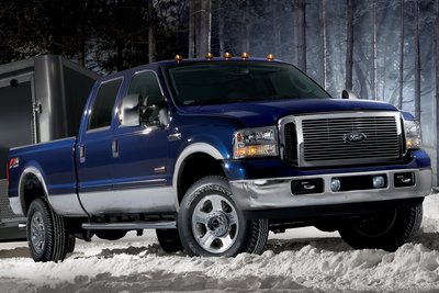 2006 Ford F-Series Super Duty SuperCrew