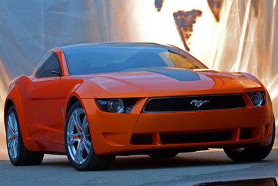 2006 Giugiaro Ford Mustang