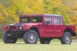 2006 Hummer H1 Alpha Open-top