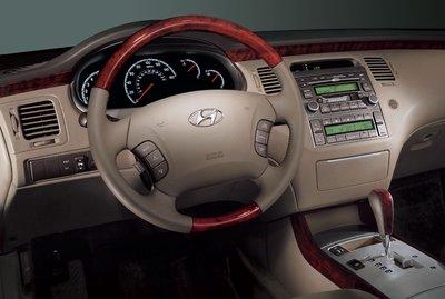 2006 Hyundai Azera Instrumentation