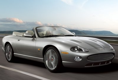 2006 Jaguar XK Convertible