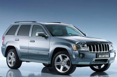 2006 Jeep Grand Cherokee Bluetec