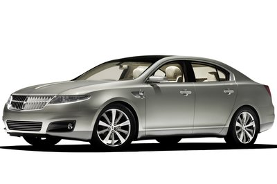 2006 Lincoln MKS
