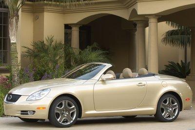2006 Lexus SC