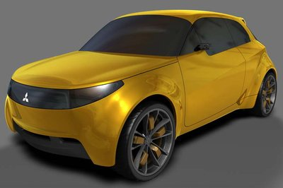 2006 Mitsubishi Concept-CT