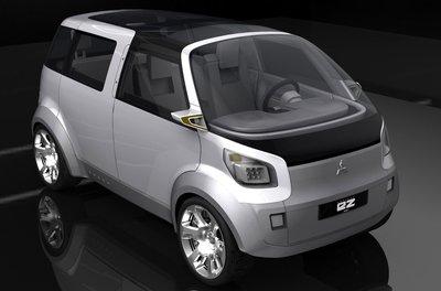 2006 Mitsubishi Concept-EZ MIEV