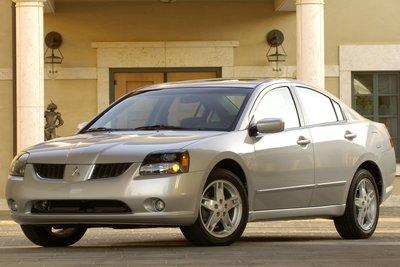 2006 Mitsubishi Galant