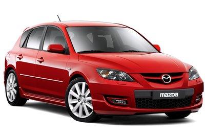 2006 Mazda Mazda3 MPS