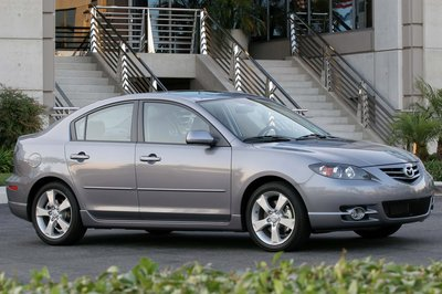 2006 Mazda 3 S Sedan Automatic Related Infomation Specifications Weili Automotive Network