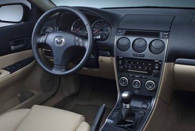 2006 Mazda Mazda6 Interior