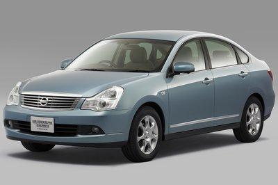 2006 Nissan Bluebird Sylphy