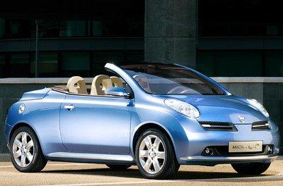 2006 Nissan Micra C+C