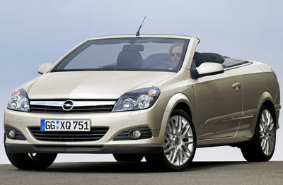 2006 Opel Astra Twintop