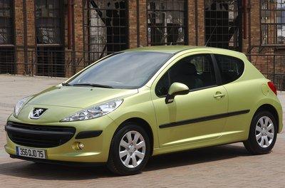 2006 Peugeot 207