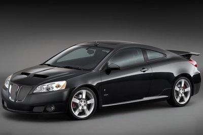 2006 Pontiac G6 GXP show car