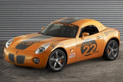 2006 Pontiac Solstice Club Sport (Z0K)