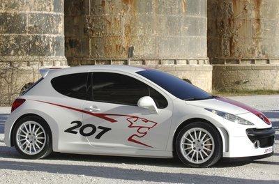 2006 Peugeot 207 RCup