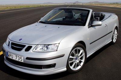 2006 Saab 9-3 Convertible